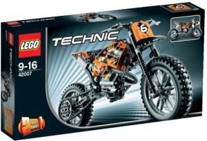 Lego Technic 42007 Moto Cross Bike