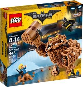 Lego Clayface Splat Attack