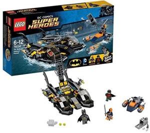 Lego Batboat Harbor Pursuit 76034