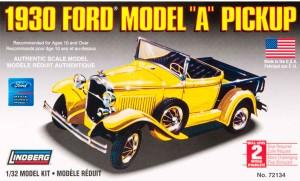 Lindberg USA 1/32 Scale 1930 Ford Model