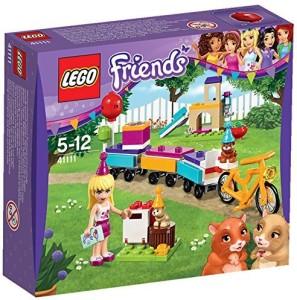 Lego Party Train