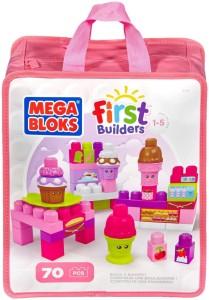 Mega Bloks Build a Bakery CXN68