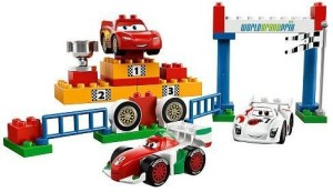 Lego Duplo Disney Cars Exclusive Limited Edition Set 5839