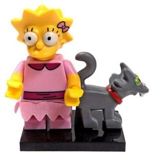 Lego The Simpsons Series 2 Collectible Mini 71009 Lisa Simpson