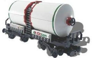 Lego Train Tanker