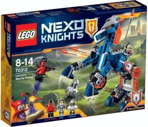 Lego Lance�s Mecha Horse
