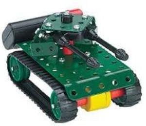 Brecken Paul MECHANIX MOTORIZED ENGINEERING SYSTEM FOR CREATIVE KIDS(BATTTLE STATION 2)