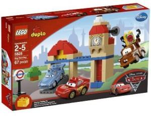 Lego Cars Big Bentley 5828