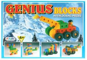 Ratna's Genius Block