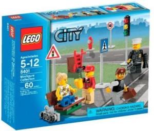 Lego City Mini Collection (8401)