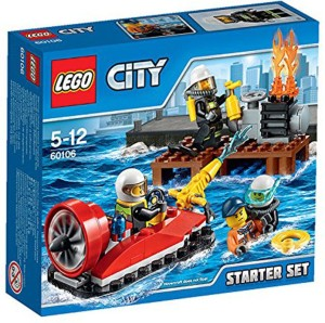 Lego City 60106 - Fire Starter Set