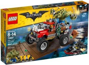 Lego Killer Croc Tail-Gator