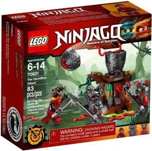 Lego The Vermillion Attack