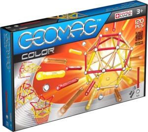 Geomag Color 120 Pcs