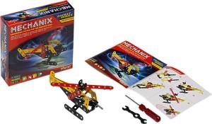 Zephyr Mechanix-Pocket Series-Helicopters