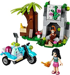 Lego First Aid Jungle Bike