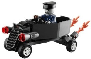 Lego Monster Fighters Zombie Chauffer Coffin Car Set 30200