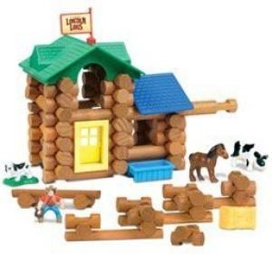 The Original Lincoln Logs The Original Lincoln Logs White River Ranch Building Set