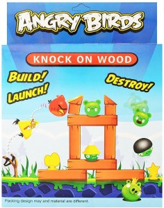 Lavidi Angry Bird Beat the Piggy, Build & destroy Game