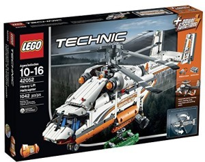 Lego Technic Heavy Lift Helicopter Building Kit