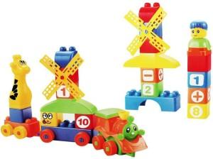 New Pinch 40pcs. Building Blocks for kids