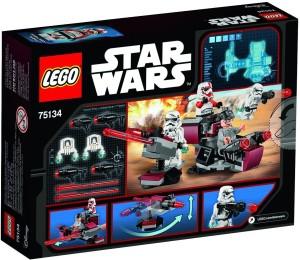 Lego Galactic Empire Battle Pack