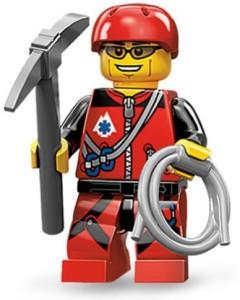 Lego Minis Series 11Mountain Climber