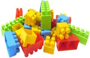 DCS Building Blocks Play & Learn (34 Pieces)