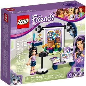 Lego Emma's Photo Studio