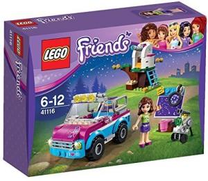 Lego Olivia's Exploration Car 41116