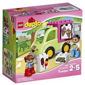 Lego Ice Cream Truck 10586 Multicolor Best Price In India Lego Ice