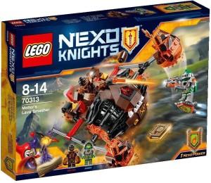 Lego Moltor�s Lava Smasher
