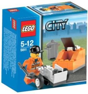 Lego City Set 5611 Public Works