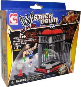 WWE Stack Down - Santino Marella's Cobra Cage