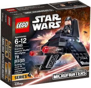 Lego Krennic's Imperial Shuttle Microfighter