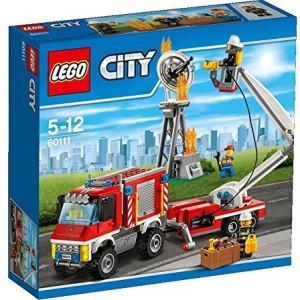 Lego Fire Utility Truck