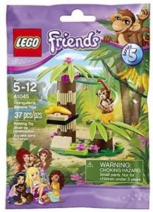 Lego Friends 41045 Orangutan'S Banana Tree