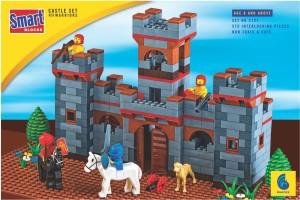 Peacock Castle Set