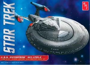 AMT USA 1/1400 Scale Star Trek U.S.S. Enterprise NCC-1701-E Plastic Model Kit