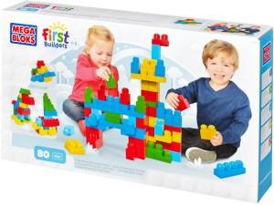 First Builders Mega Bloks Fun Endless Building Box Set