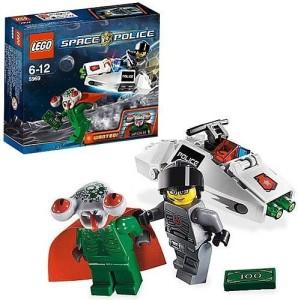 Lego Space Police Squidman'S Escape (5969)