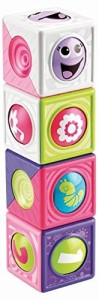 Fisher-Price Roller Blocks, Flowers and Numbers