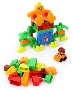 Mega Bloks Build a Dinosaur CNV30