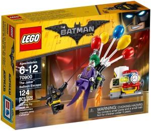 Lego The Joker Balloon Escape