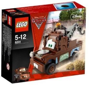 Lego Cars 2 Radiator Springs Classic Mater ( 8201)
