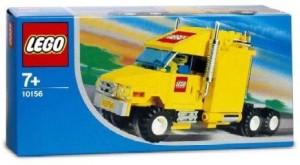 Lego City Truck