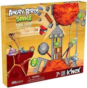 Angry Birds Birds Space K'NEX Set Pork Orbit