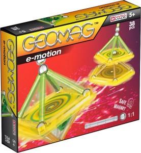 Geomag E-Motion Magic Spin 38 Pcs