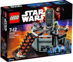 Lego Carbon-Freezing Chamber