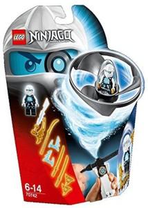Lego Ninjago 70742 - Airjitzu Zane Flyer